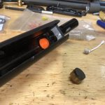 Franchi LAW-12 Buffer Install.