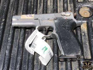 S&W 5906 Police Trade-in 9mm Pistol