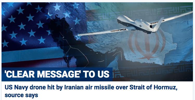 Iranian tanker attacks