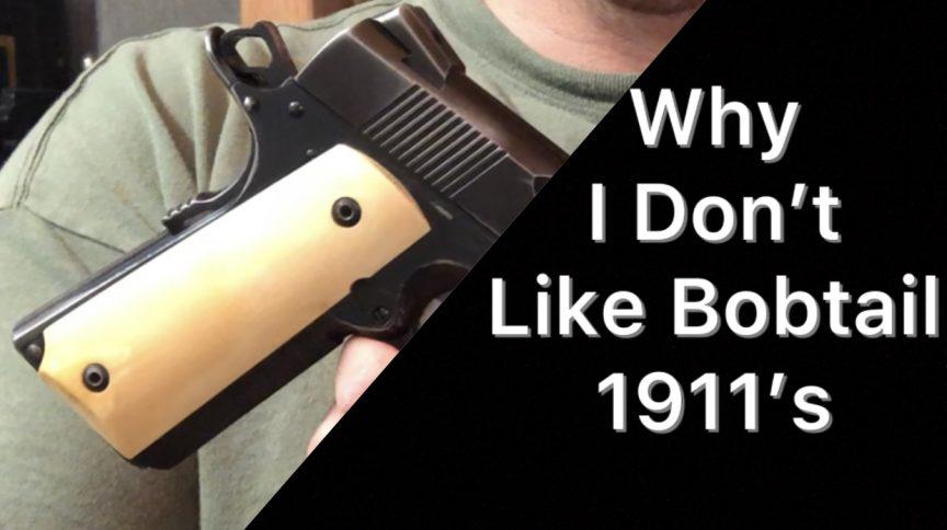 Bobtailed 1911s