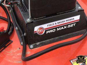 DR Power Systems PRO MAX-52T Bush Hog
