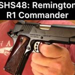 SHS48: Remington R1 Commander