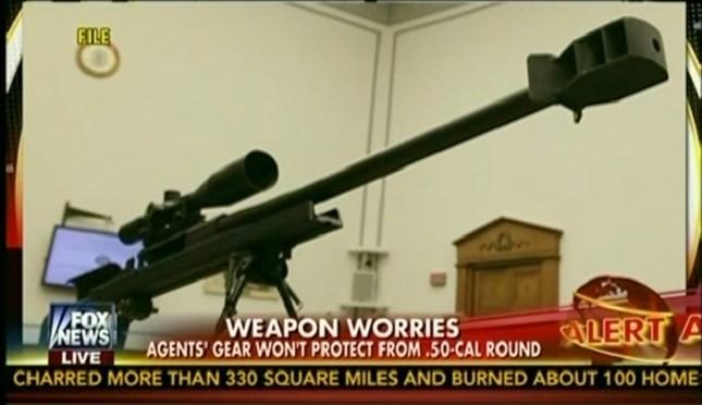 50 BMG ban