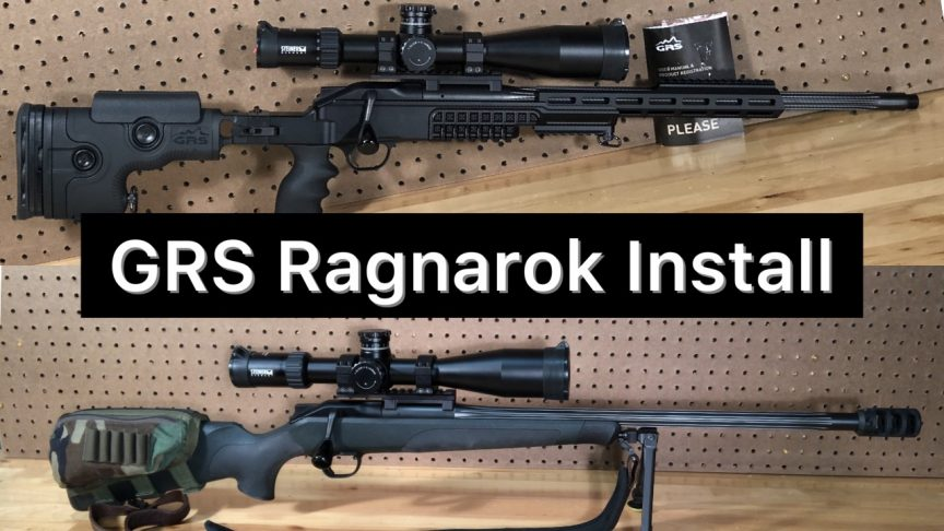 GRS Ragnarok Chassis Install