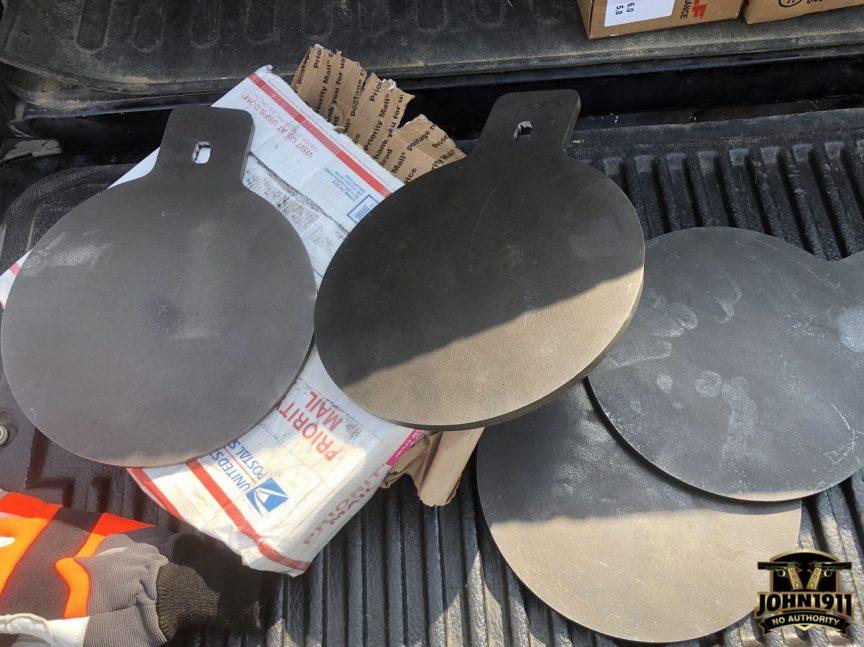Superior Ideas Steel Targets. 10