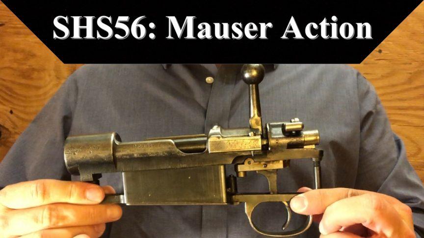 SHS56 Mauser 98 Action