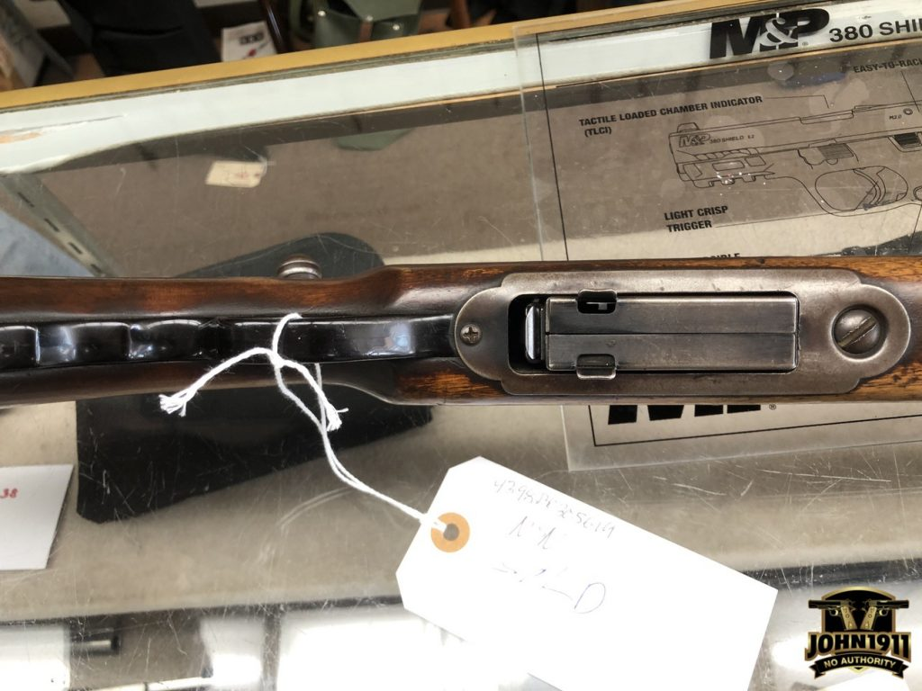 Mossberg 185D Bolt Action Shotgun. 20 Gauge.
