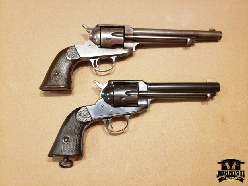 Remington Model 1890 New Model Army