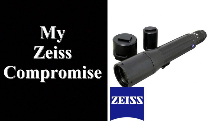 Zeiss Spotting Scope. Dialyt 18-45x60.