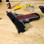 9mm 1911 Magwell Install