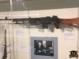 Browning Automatic Rifle Model D