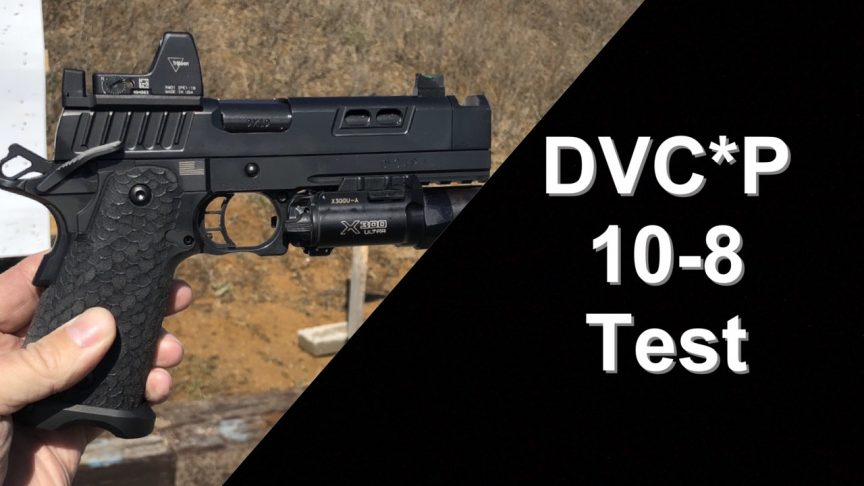 DVC-P 10-8 Function Test