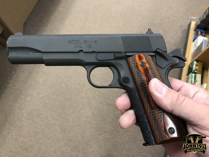 Springfield 1911A1 GI