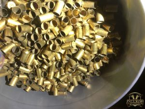 Buckets of Pistol Brass