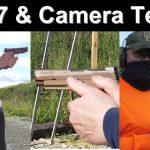 M17 Pistol & Camera Test