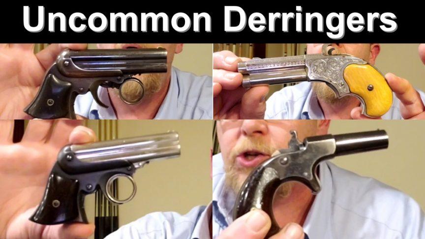 Uncommon Remington Derringers