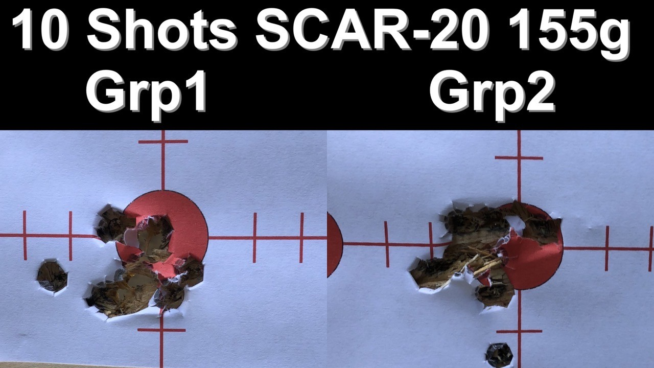 SCAR-20 155g Handload Data. TMK.