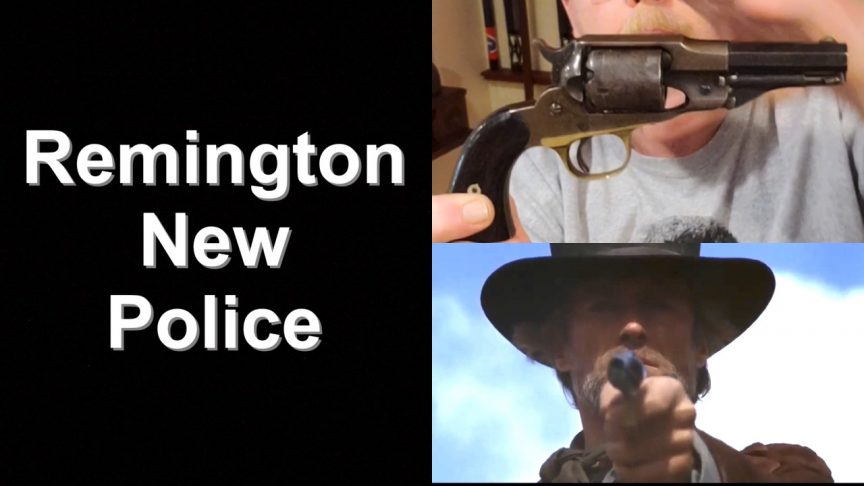 Remington New Police