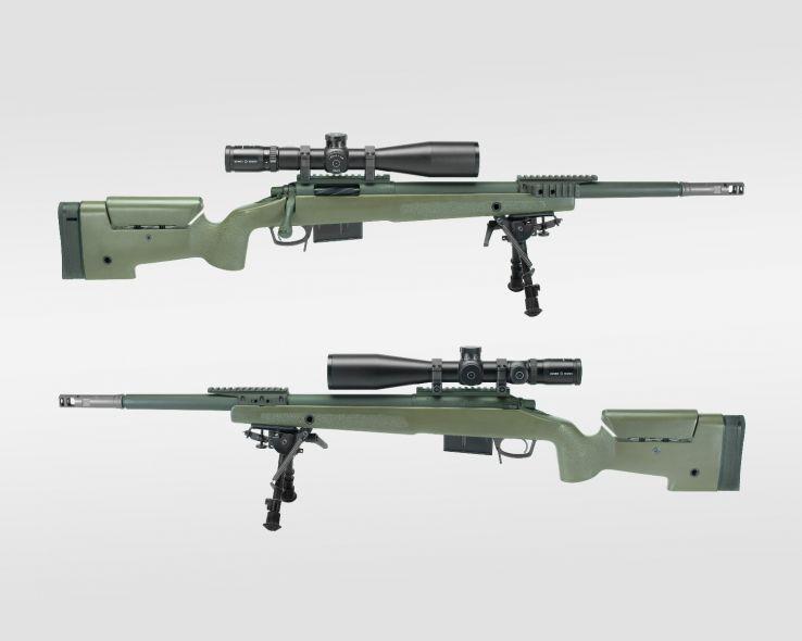 GA Precision FBI HRT Rifle