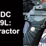 EDC X9L: Extractor Design