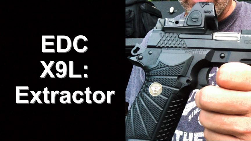 EDC X9L Extractor Design