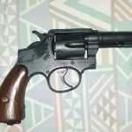 Smith & Wesson Revolver Pakistan. Khyber-Pass.