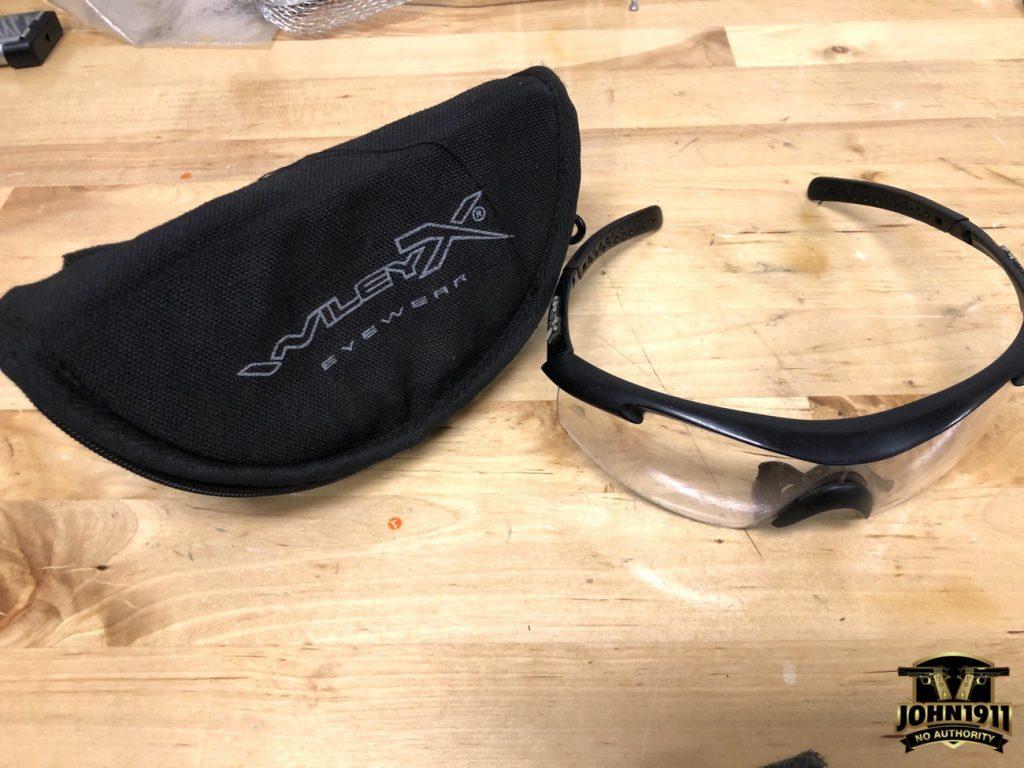 WileyX EyePro Broken