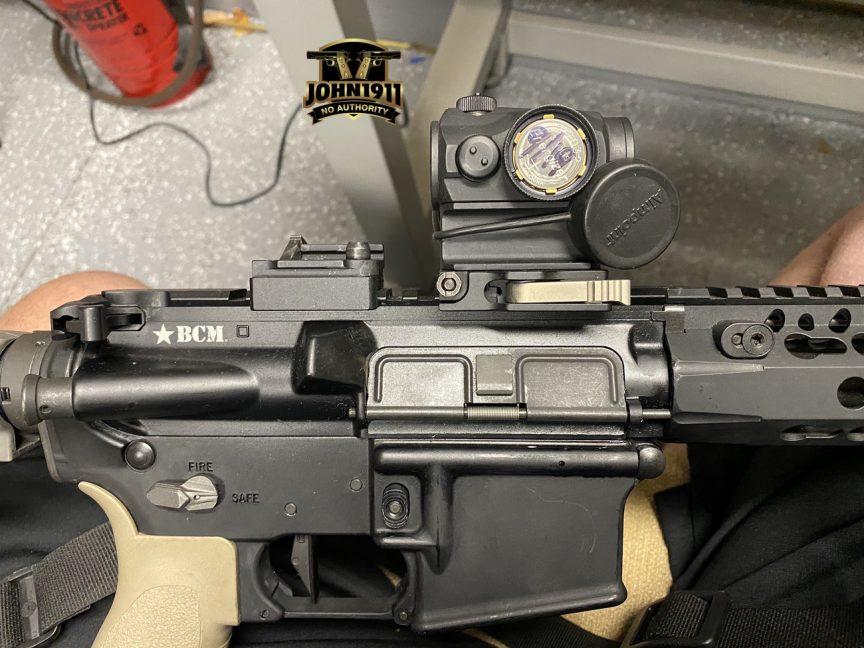 Battery life on truck gun.