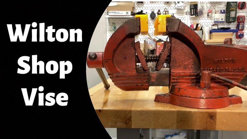 Wilton Shop Vise
