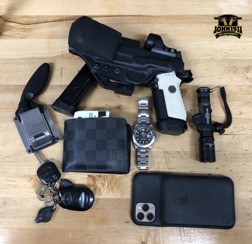 EDC Load out.