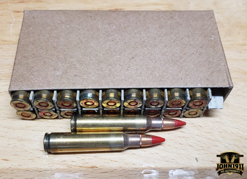 WCC Tracer Ammo