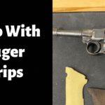 Luger Grip Question