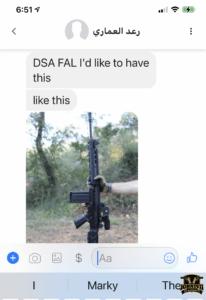 FN FAL in Iraq