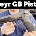 Steyr GB Pistol