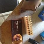 Asym 308 175 Grain Ammo. 100 Yards. Sig Sauer / Blaser Tactical 2 Rifle