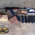 Affordable Truck Gun Project — VZ 58