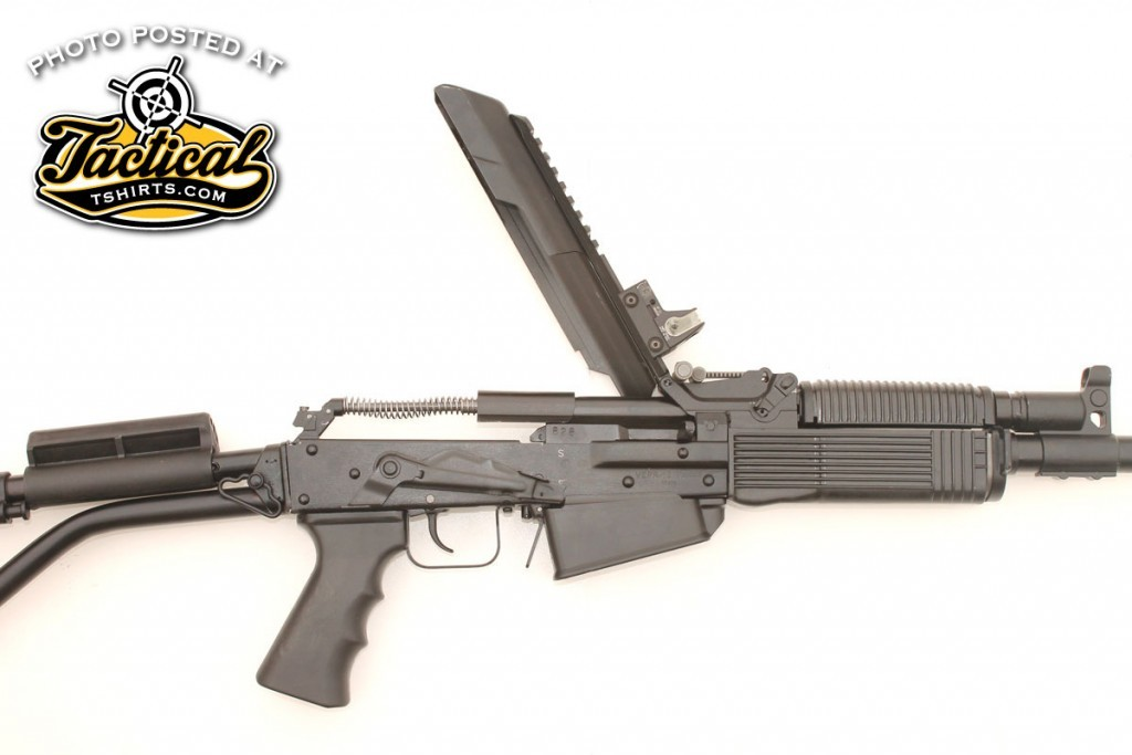 The Vepr-12 is the Holy Grail of AK-style shotguns. It offers enhanced features, superior construction and reliability.