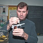 Todd Jarrett on Oiling a 1911: By Scott Mayer