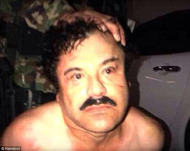 Guzman Captured by Mexican Marines