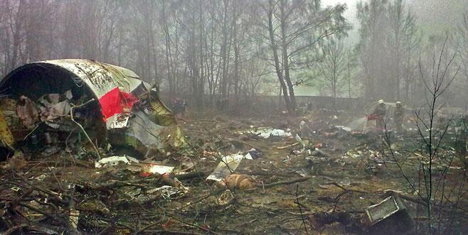 Russian Warplane Crashes