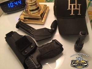 The Keeper Holster. HK VP9. Flashlight. Knife