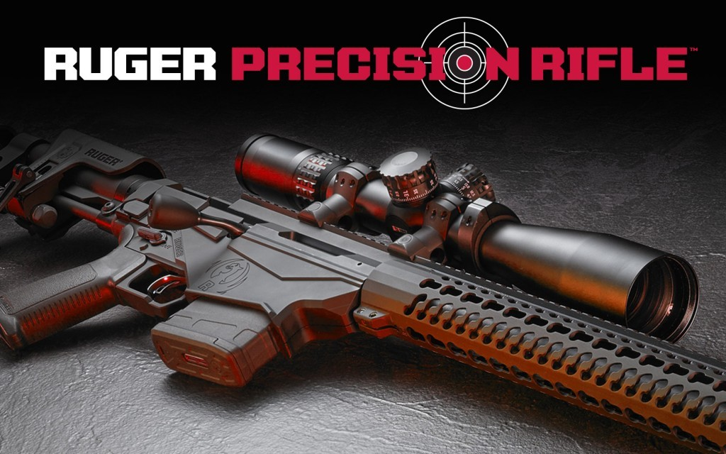 Ruger Precision Rifle Promotion Image