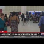 Man Checking In Pistol at Airport Has ND at Counter