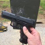 Video: Shooting the HK VP9 at 40 Yards on Steel