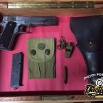 WW1 Colt Shadow Box