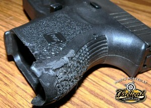 Glock 26 Damage