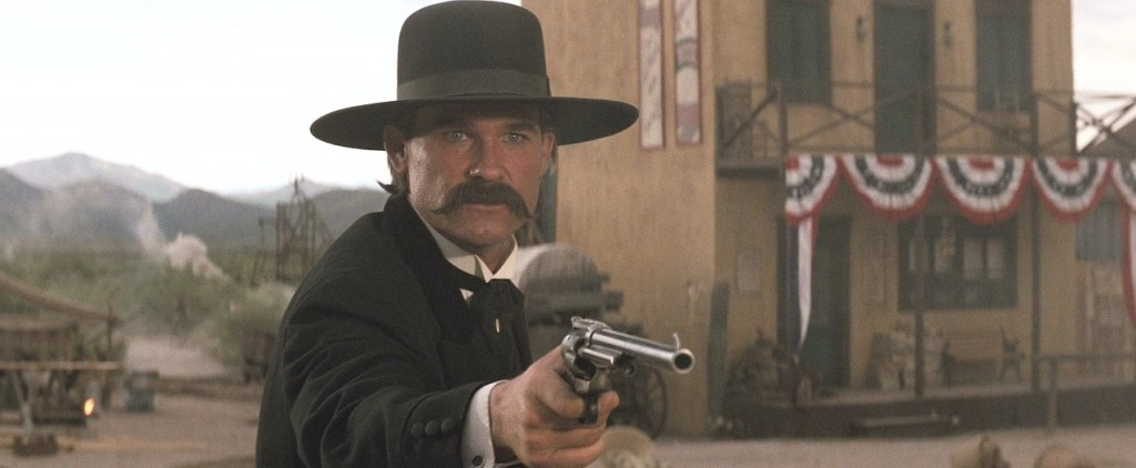 Tombstone Actor Shot