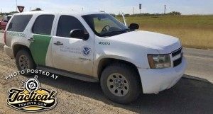 Fake US Border Patrol Vehicle Detected in US.
