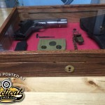 WWI 1911 Shadow Box Complete Assembly