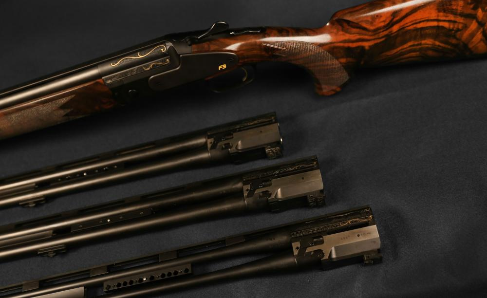 Blaser F3 Higher End Model.